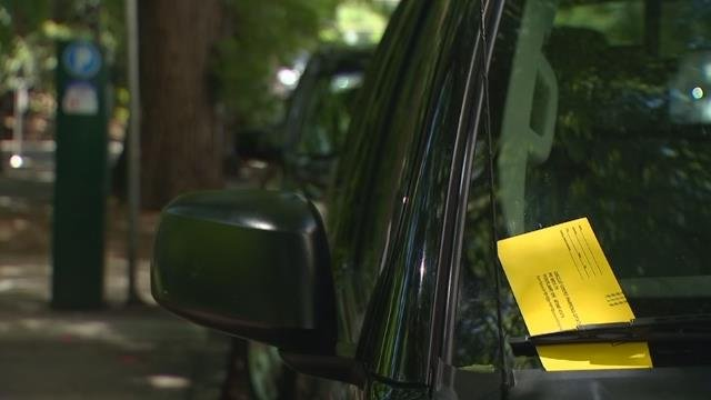 'That's unreal': Top offender in Multnomah Co. has 114 unpaid parking tickets owing nearly $25,000 dollars